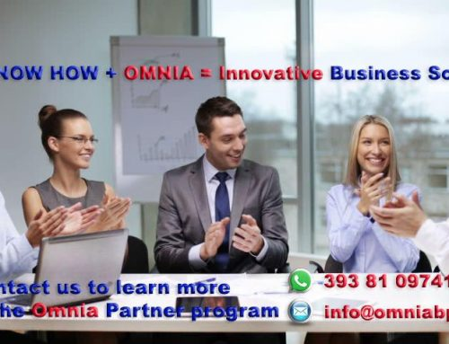 Omnia looking for partners!