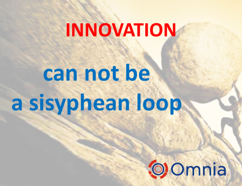 Innovation can not be a sisyphean loop